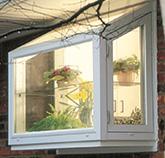 garden window - from outside